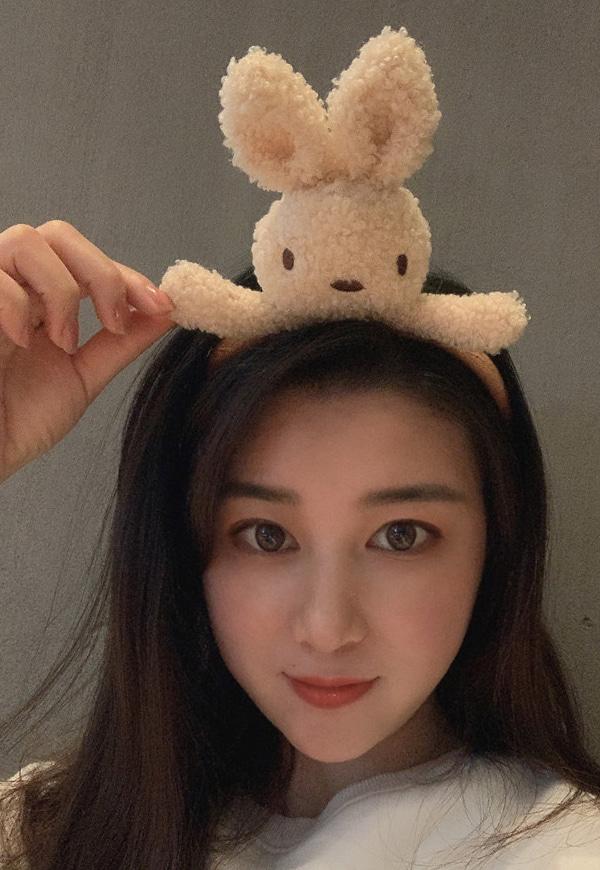 (수입) 귀여운 토끼&곰돌이 헤어띠-F-392